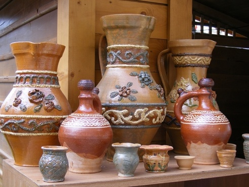 ceramic clay craftsmen