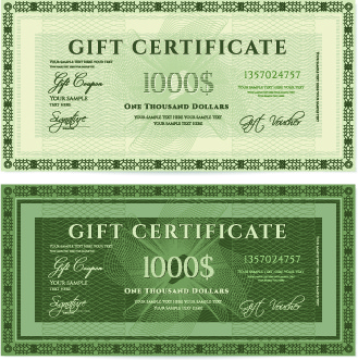 Lucky Draw Coupon Template Free Vector Download 105 765 Free Vector