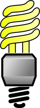 Cfbulb-lit clip art