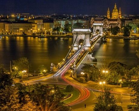 chain bridge budapest united states