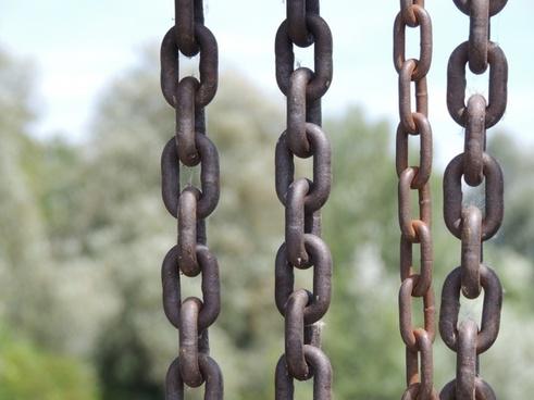 chain chains metal