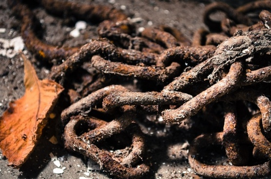 chain rust letter