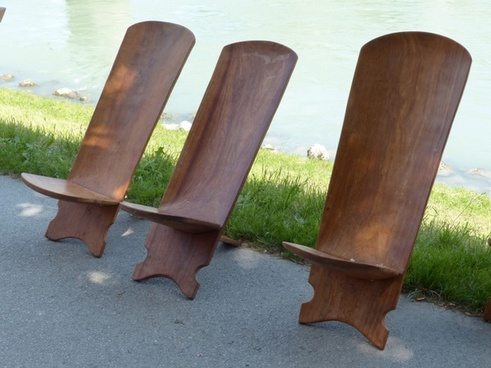 chairs seat wood
