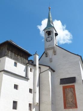 chapel church hohensalzburg fortress