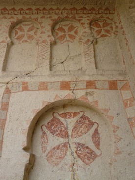 chapel painting byzantine