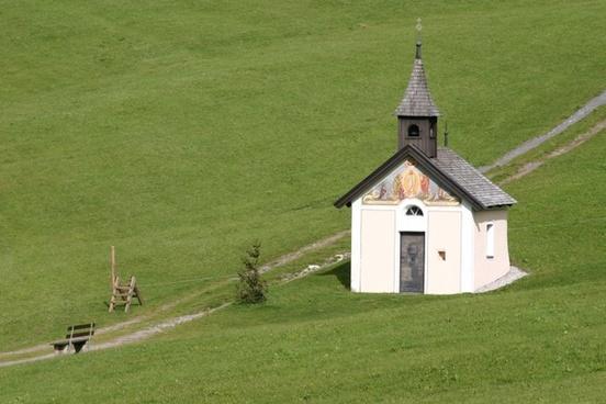 chapel sonnenalm walk
