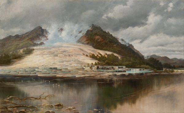 charles blomfield painting art