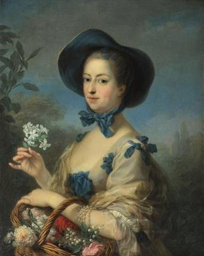 charles van loo portrait painting