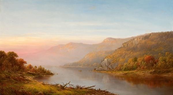 charles wilson hudson river new york