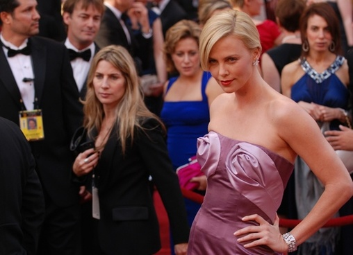charlize theron entertainer actress