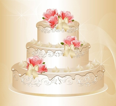 Vector Wedding Cake Free Vector Download 2 657 Free Vector For
