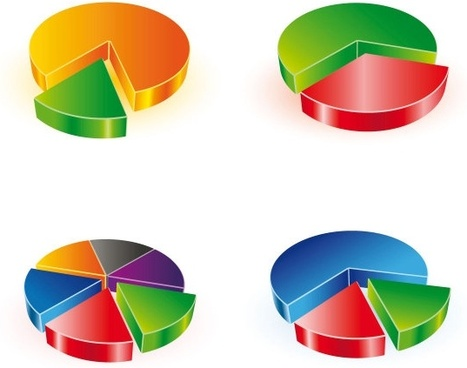 chart stock 01 vector