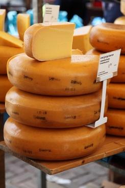 cheese circle circular