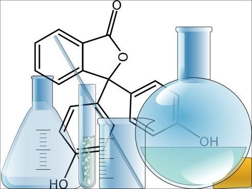 Chemistry Lab clip art
