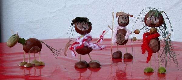 chestnut dolls