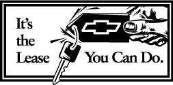Chevrolet Lease logo