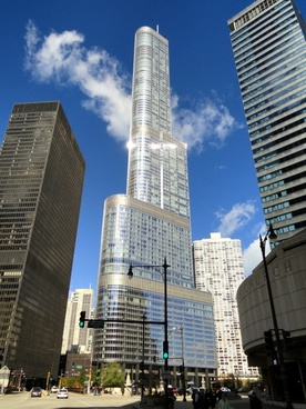 chicago illinois trump international hotel and tower