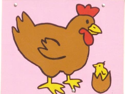chicken chicks comic