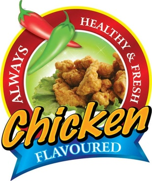 chicken flavoured