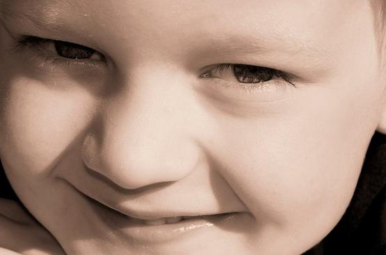child039s face