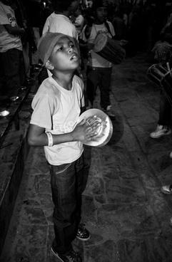 child festival nepal