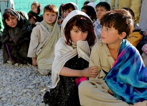 children afghanistan afghani