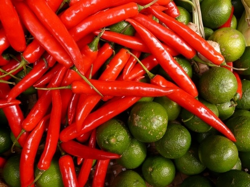 chili lime red green