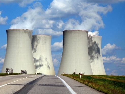 chimney concrete nuclear