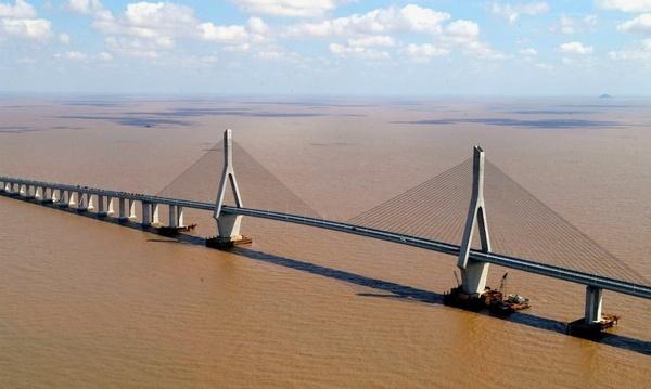 china river water