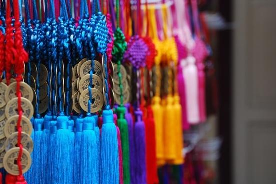 chinatown chinese new year decorations