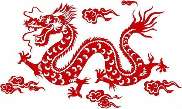 dragon free vector download 609 free vector for commercial use rh all free download com chinese dragon vector image oriental dragon vector