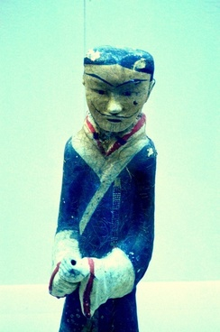 chinese figurine