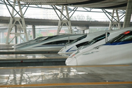 chinese highspeed trains