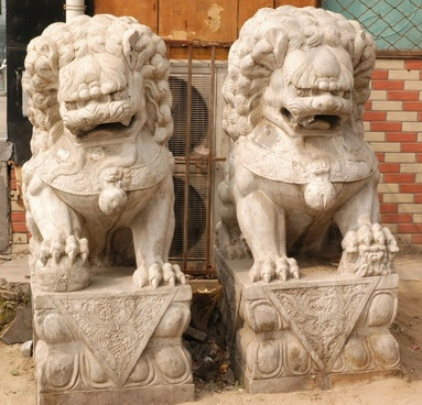 chinese lions