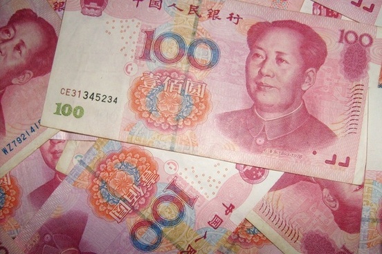chinese money yuan