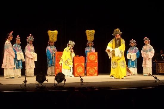 chinese opera stage