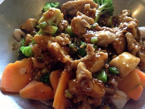 chinese teriyaki chicken
