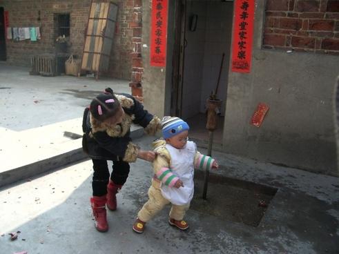 chinese toddler