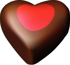 Chocolate hearts 03