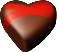 Chocolate hearts 09