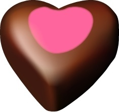 Chocolate hearts 11