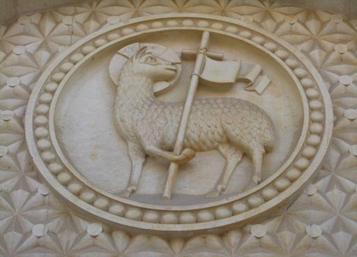 christian seal sheep