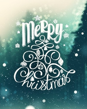 christmas and new year background light vector dot