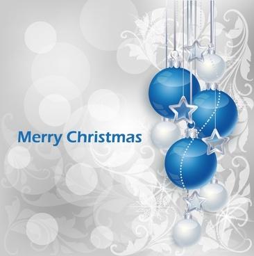 christmas background vector illustration art