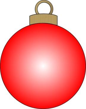 Christmas Ball clip art