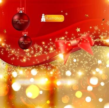 christmas balls christmas vector
