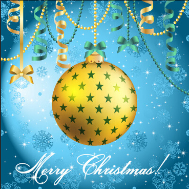 christmas balls with confetti15 new year background vector