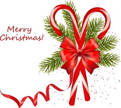 christmas beautiful gift vector