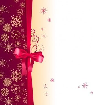 christmas celebration background pattern vector