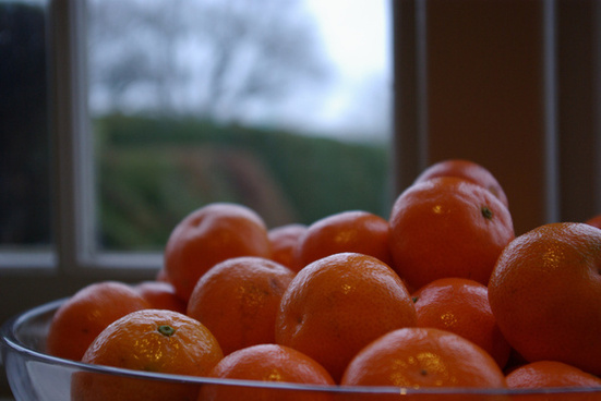 christmas clementines or satsumas